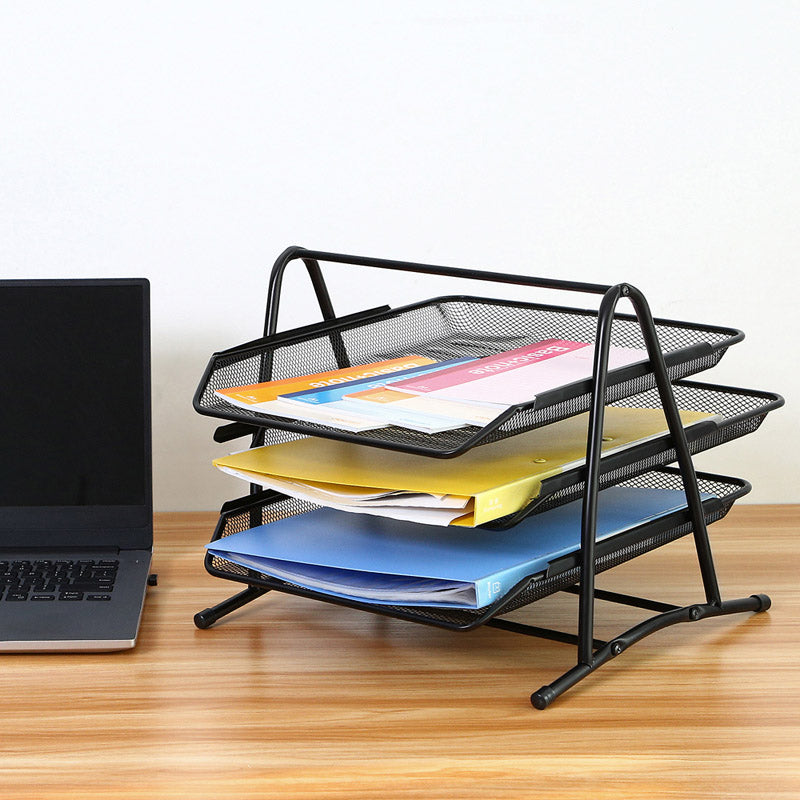 Tray File Organiser - 3 Layer-ORGANIZERS + STORAGE-PropShop24.com