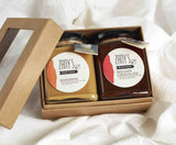 Gift Pack- Belgian Chocolate + Banoffee Sauce-FOOD-PropShop24.com