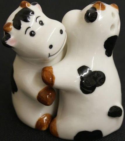 SALT AND PEPPER shakers - COWS-PropShop24.com