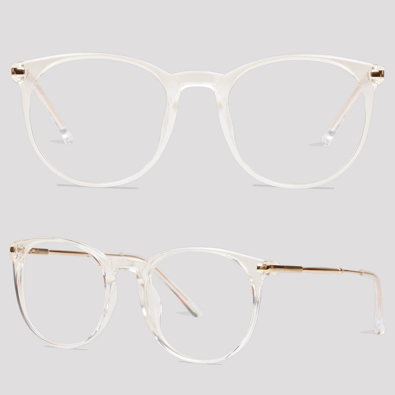 Brighton - Clear - Far Left Reading Glasses-WOMEN-PropShop24.com