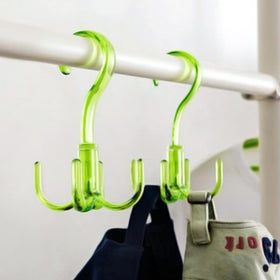 Multipurpose Hook Hanger - Green-Home-PropShop24.com