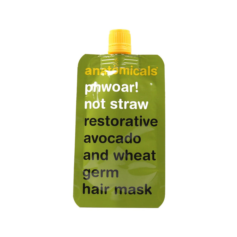 Avocado And Wheat Germ Hair Mask - 45ml-WOMEN-PropShop24.com