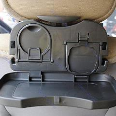 Car Seat Dining Tray - Black-CAR ACCESSORIES-PropShop24.com