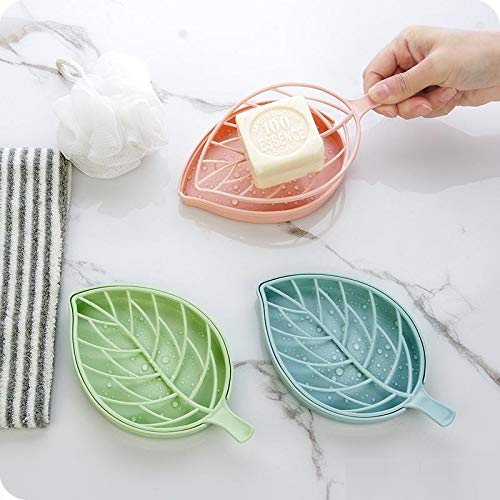 Soap Dish - Leaf-BATHROOM ESSENTIALS-PropShop24.com