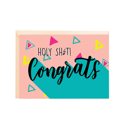 Greeting Card - Congrats!-Stationery-PropShop24.com