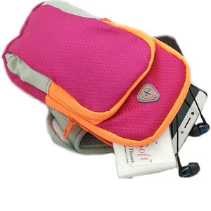 Waterproof Arm Pouch - Pink-TRAVEL ESSENTIALS-PropShop24.com