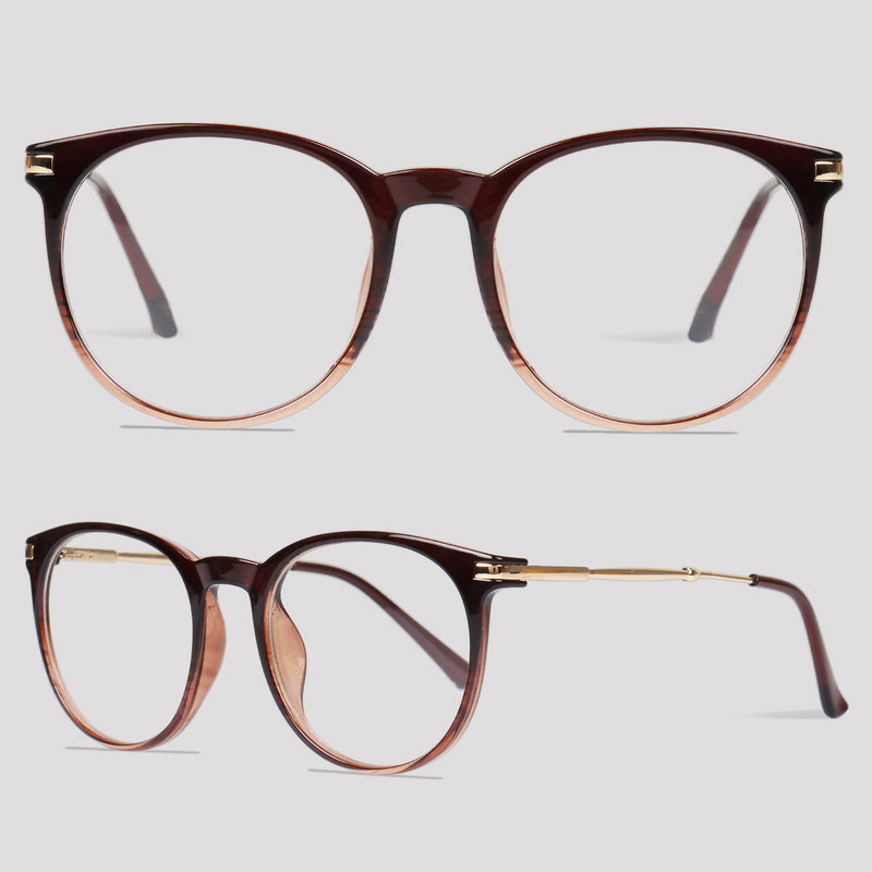 Brighton - Brown - Far Left Reading Glasses-WOMEN-PropShop24.com