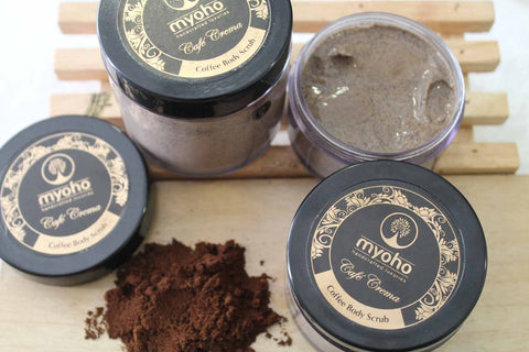 Body Scrub - Coffee - Cafe Crema-Beauty-PropShop24.com