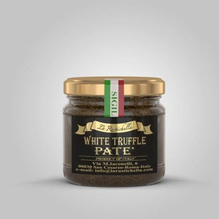 White Truffle Pate - 90g-SNACK + HEALTHY TREATS-PropShop24.com