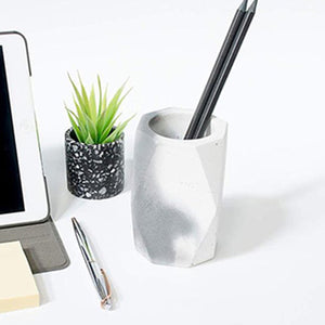 Penstand - Concrete Desk Decor-DESK ACCESSORIES-PropShop24.com