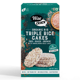 Organic Snack - Big Super Seed Rice Cakes-FOOD-PropShop24.com