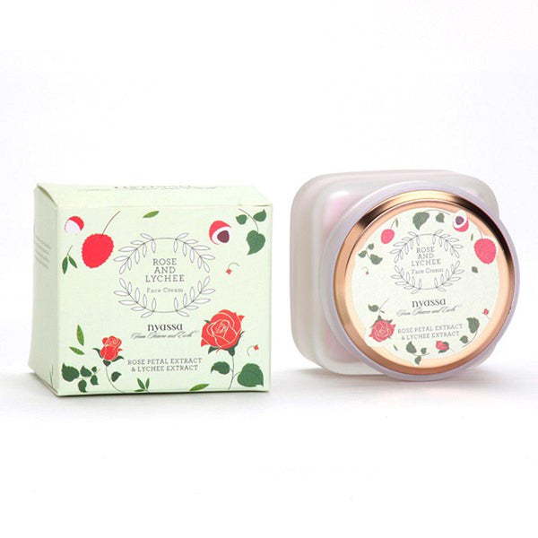 Face Cream - Rose and Lychee-BEAUTY-PropShop24.com