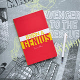 Notebook - Iron Man - Editorial-STATIONERY-PropShop24.com