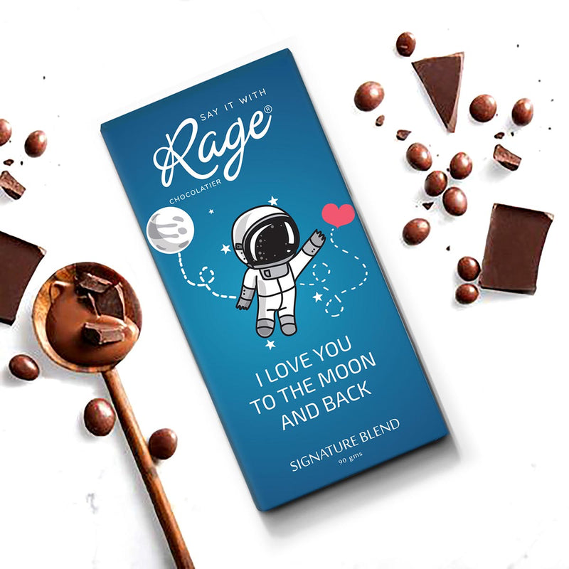 Signature Blend Chocolate - I Love You Moon And Back-SWEETS + DESSERTS-PropShop24.com