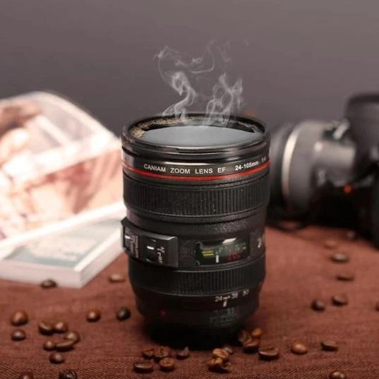 Flask - Camera Lens-DINING + KITCHEN-PropShop24.com