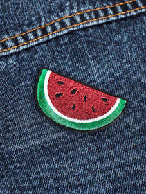 Iron On Patch - Watermelon-FASHION-PropShop24.com