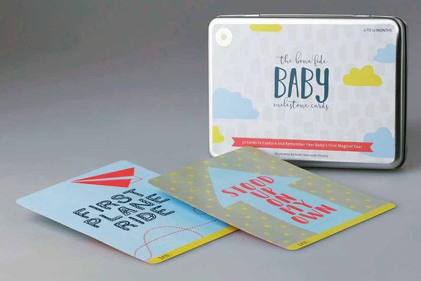 Notecards - Baby Milestone-Stationery-PropShop24.com