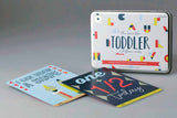 Notecards - Toddler Milestone-Stationery-PropShop24.com