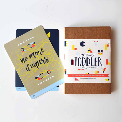 Mini Milestone Cards - toddler-STATIONERY-PropShop24.com