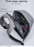 ANTI THEFT BAG - Grey-FASHION-PropShop24.com
