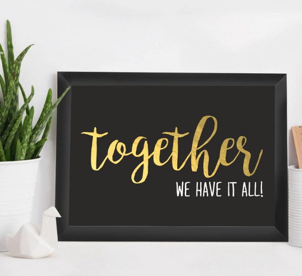 Frame - Together-Home-PropShop24.com