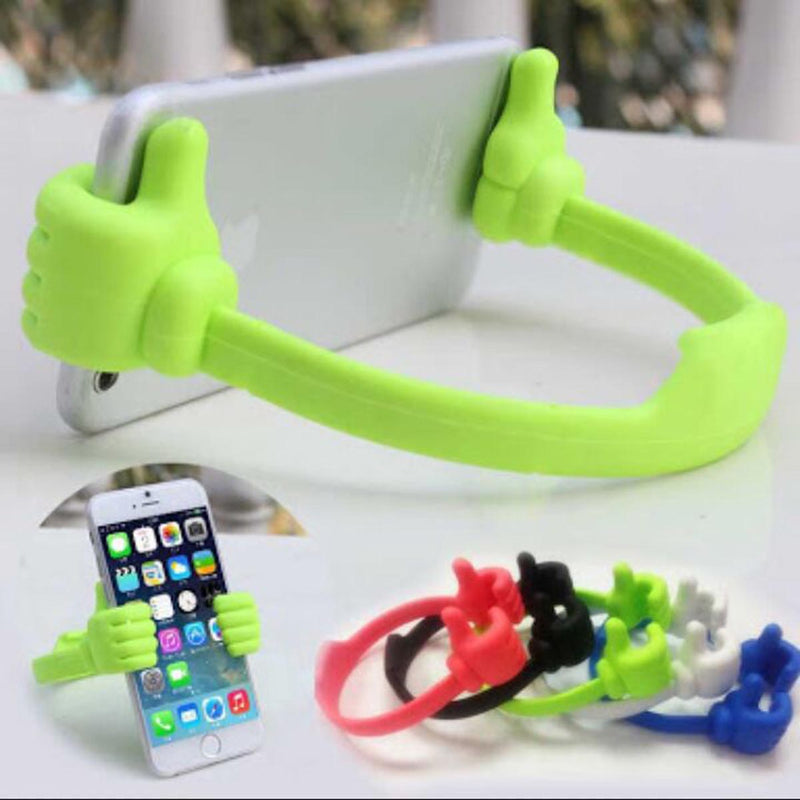 Ok Thumb Mobile Stand Tablet Stand - Assorted-GADGET ACCESSORIES-PropShop24.com