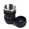 Coffee Mug - Camera Lens With Sipper Lid-DINING + KITCHEN-PropShop24.com