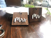 Mr And Mrs Couple Keychain - Walnut-WOMEN-PropShop24.com