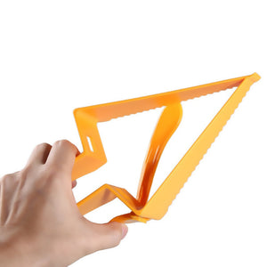 Cake Cutter - Adjustable - Orange-DINING + KITCHEN-PropShop24.com