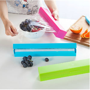 Butter Paper / Foil Storage Box With Cutter - Assorted-DINING + KITCHEN-PropShop24.com