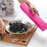 BUTTER PAPER / FOIL STORAGE BOX WITH CUTTER - ASSORTED-Home-PropShop24.com