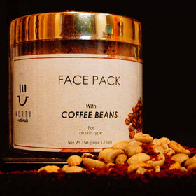 FACE PACK - COFFEE LOVE-Beauty-PropShop24.com