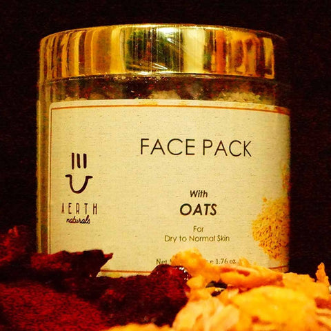 Face Pack - Oats-Beauty-PropShop24.com