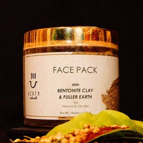 Face Pack - Clay - Bentonite-Beauty-PropShop24.com