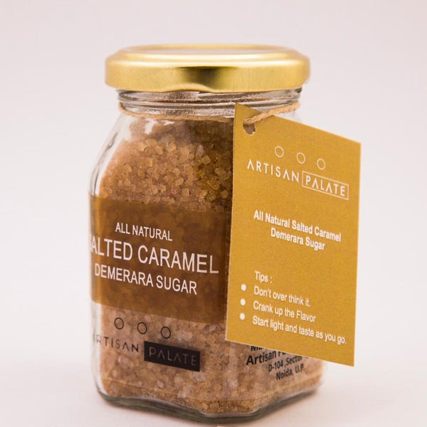All Natural Salted Caramel Demerara Sugar-FOOD-PropShop24.com