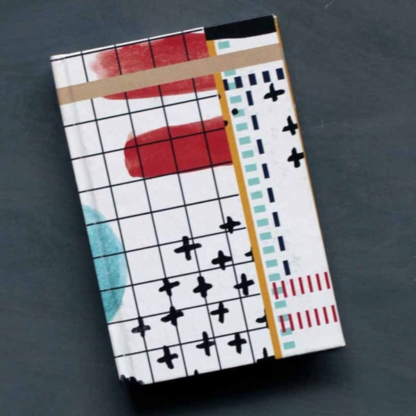 Diary - Abstract Diary / Big-STATIONERY-PropShop24.com