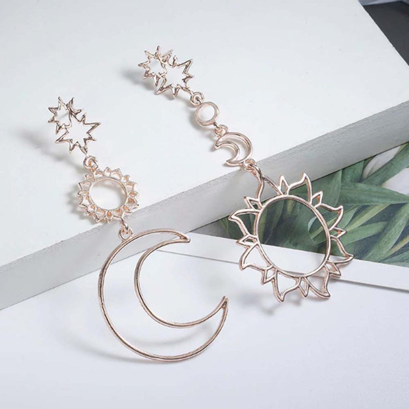 Drop Earrings - Asymmetric-EARRINGS-PropShop24.com