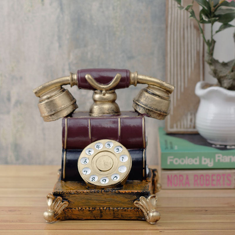 Desk Decor - Large Retro Telephone-HOME ACCESSORIES-PropShop24.com