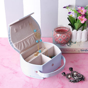 Jewellery Trinket Box With Handle - Unicorn-HOME ACCESSORIES-PropShop24.com