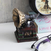 Vintage Gramophone Tabletop Accent-DESK ACCESSORIES-PropShop24.com