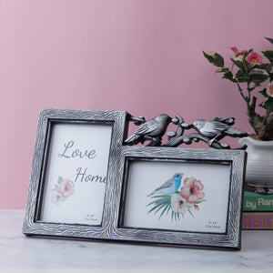 Love Birds Picture Photo Frame-HOME ACCESSORIES-PropShop24.com