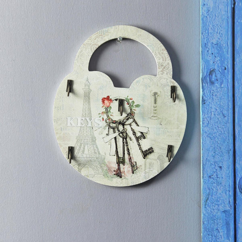 Wall Mounted Vintage Key Holder-HOME ACCESSORIES-PropShop24.com