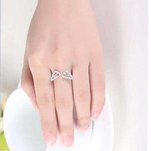 Ring - Angel Winged Diamond-RINGS-PropShop24.com