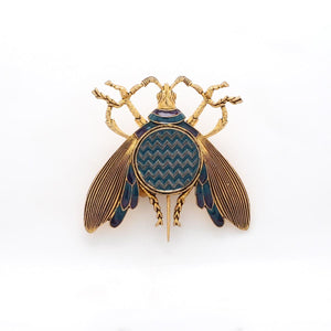 Brooch - Chevron Insect-MEN-PropShop24.com