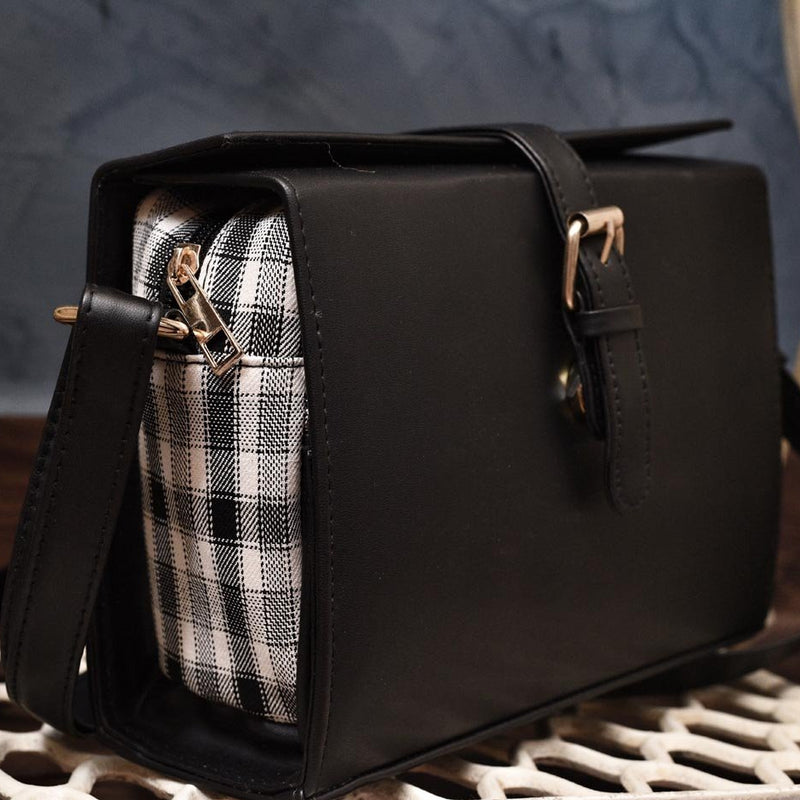 Sling Bag - Black Box-WOMEN-PropShop24.com