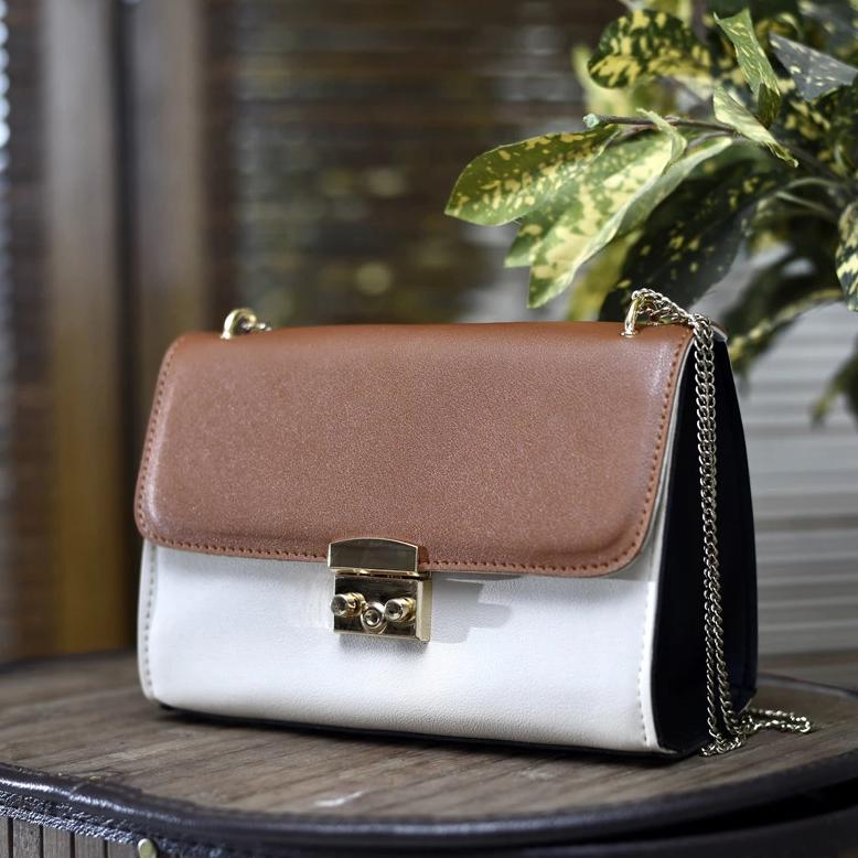 Sling Bag - Colourblock-WOMEN-PropShop24.com