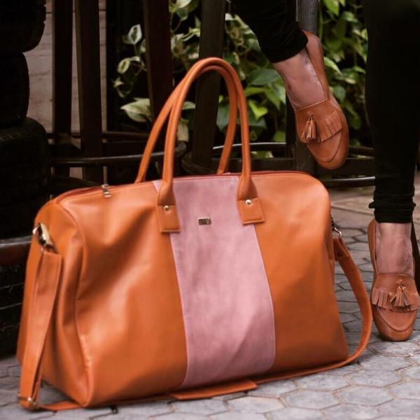 Duffel - Colorblock-FASHION-PropShop24.com