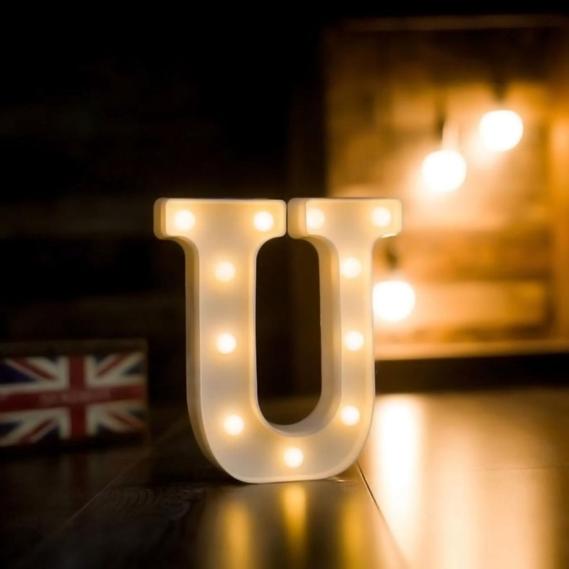 Alphabet Marquee Light-HOME ACCESSORIES-PropShop24.com