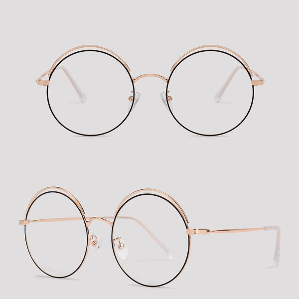 Antwerp - Clear - Far Left Reading Glasses-FASHION-PropShop24.com