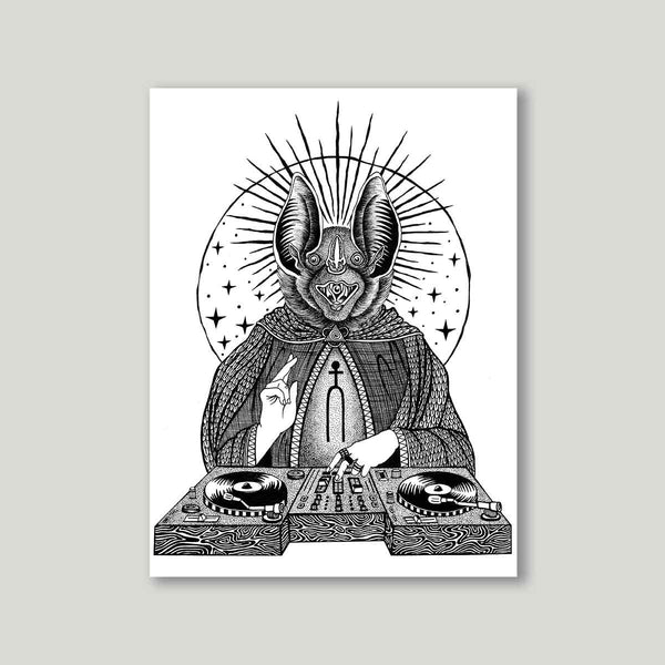 Art Print - Illuminated Trouper-Home-PropShop24.com